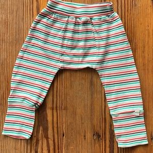 Footed Stripe Pant Finn 9-12 Months Emma Scooter Collection